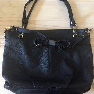 ⚡️ Moving Sale Black purse ⚡️